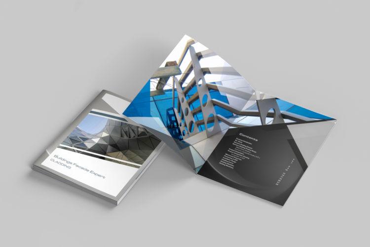 Building Facade Expert – Brochure