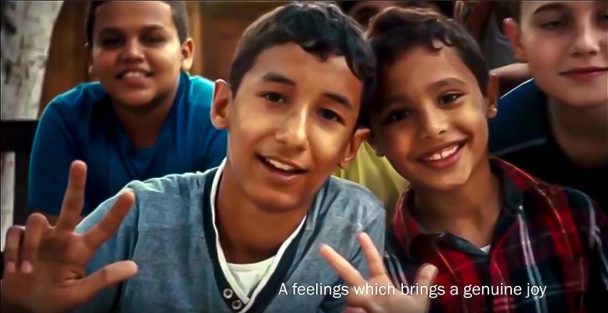 Porsche Ramadan Video