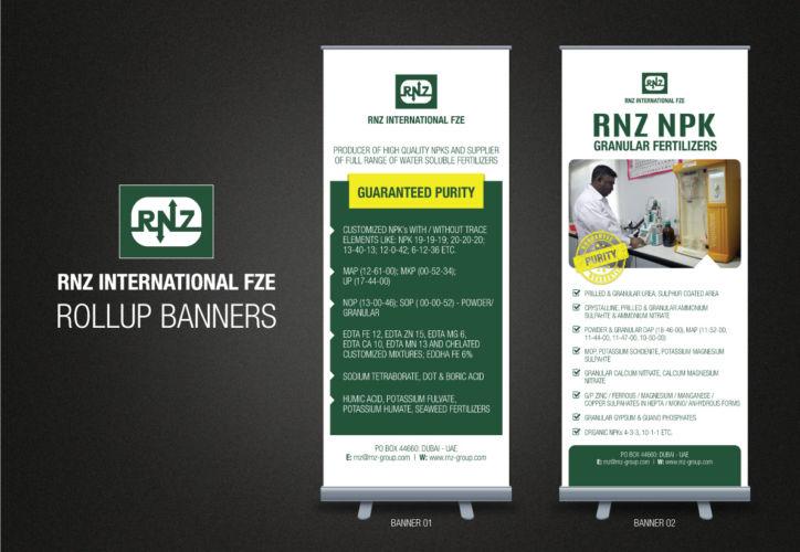 RNZ NPK – Granular Fertilizers