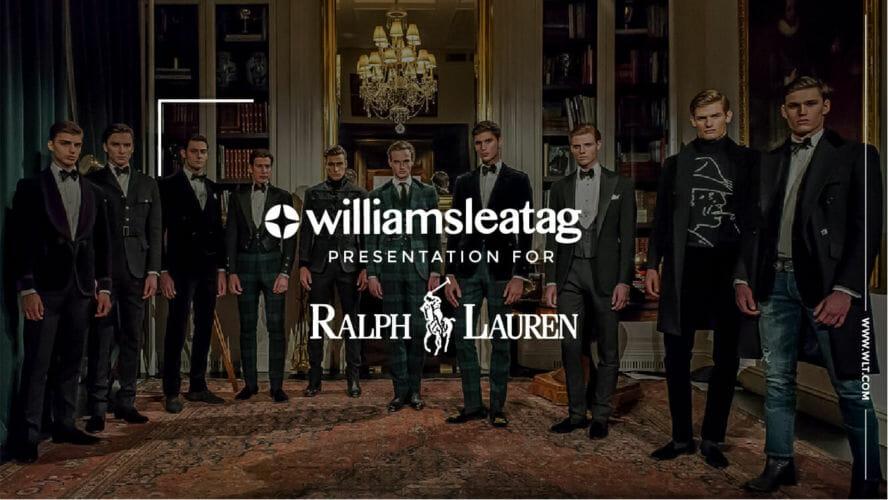Polo Ralph Lauren – Facebook Mock-up Presentation