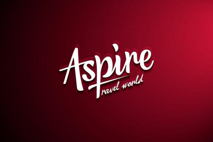 Aspire Travel Corporate Logo