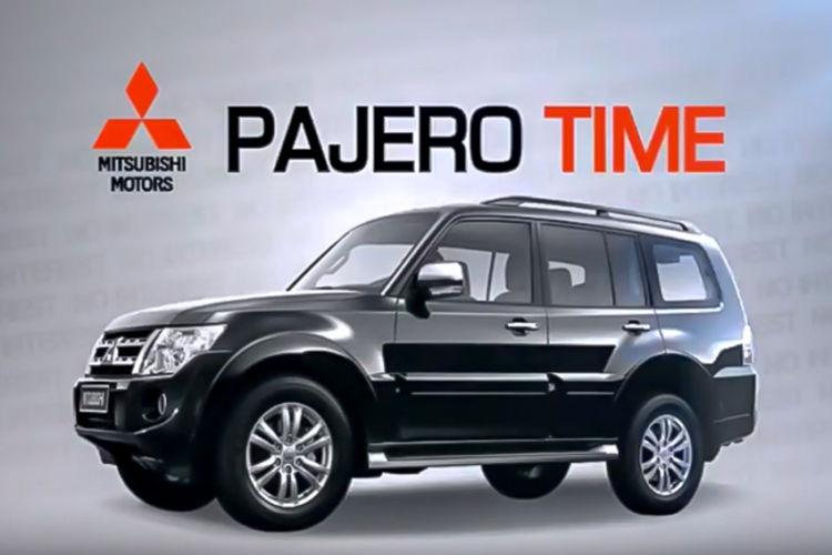 Mitsubishi Pajero Time