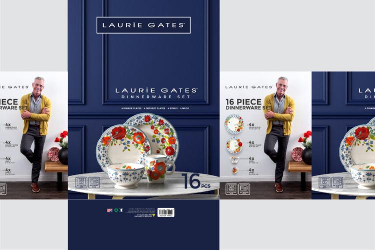 Laurie Gates – 16 Dinnerware Packaging