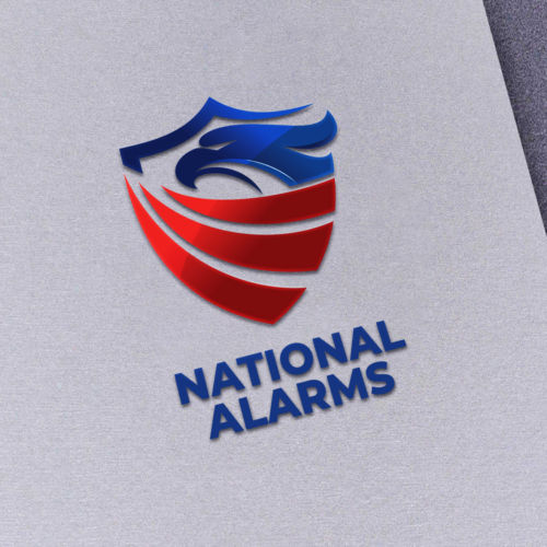 National Alarms – Branding