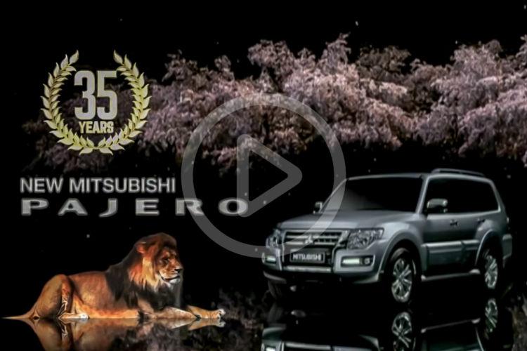 Mitsubishi Pajero – King of the Road | TVC