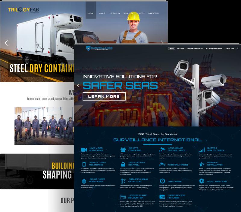 AGCG Web Design