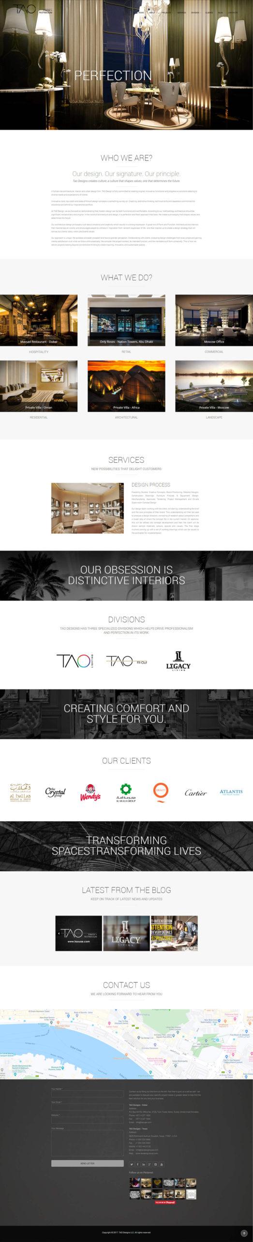 TAO Designs