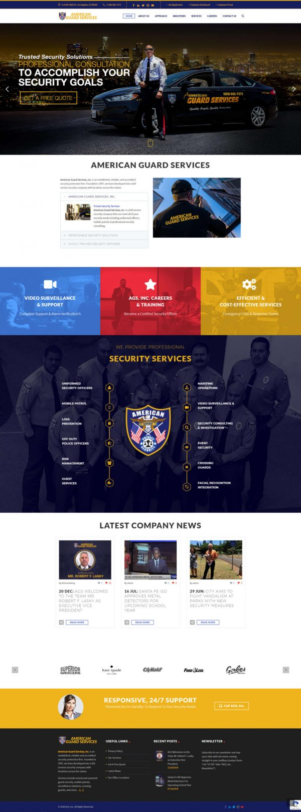 American Guard Services